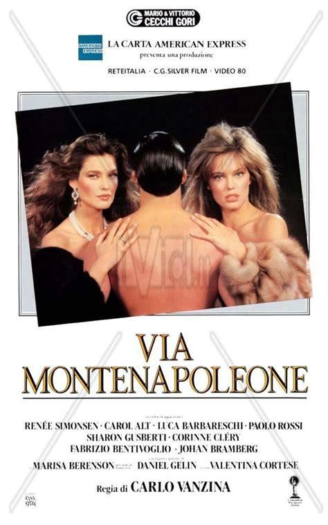 valentina cortese via montenapoleone calle montenapoleone 1987 filmaffinity