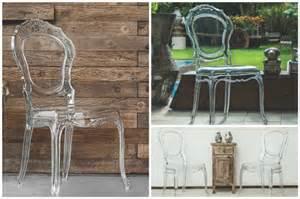 cadeira transparente de acr 237 lico tipos usos e onde comprar