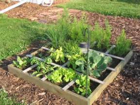 how to make a square foot garden alberta home gardening