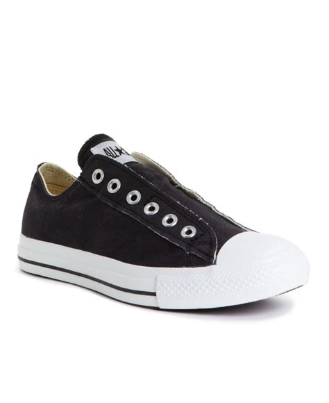 s laceless sneakers converse s shoes chuck laceless sneakers from