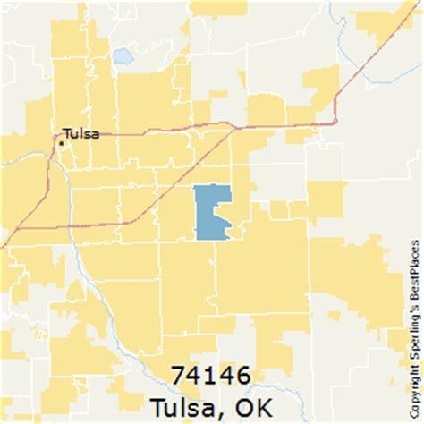 zip code map tulsa best places to live in tulsa zip 74146 oklahoma