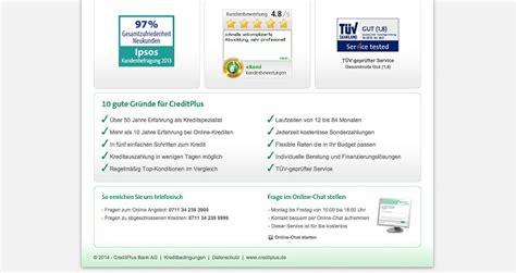bank creditplus creditplus bank kredit erfahrungen test 187 bericht 08 2017