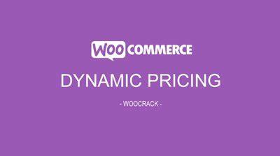 W00c0mmerce Dynamic Pricing V3 1 3 woocommerce dynamic pricing 3 1 6 woocrack