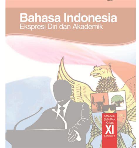 Buku Pr Bahasa Indonesia Smama Kelas 11 Semester 1 Intan Pariwara buku bahasa indonesia kelas 11 sma sainsz