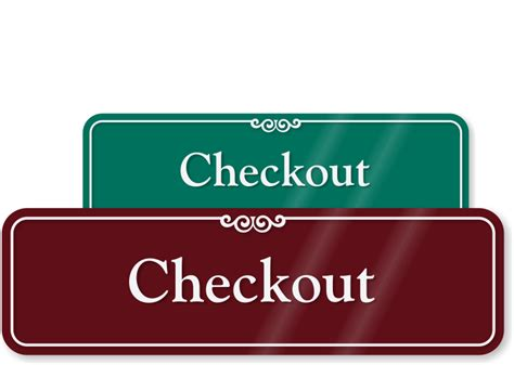 Is A Background Check A Sign Store Signs Retail Store Signs