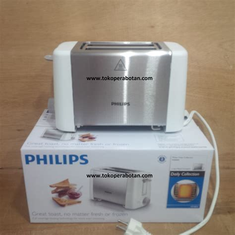 Mixer Roti Philips philips toaster philips metal popup hd 4825 pemanggang