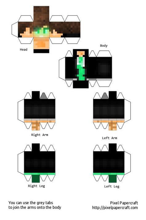 Minecraft Papercraft Iballisticsquid - minecraft papercraft iballisticsquid 28 images 1000