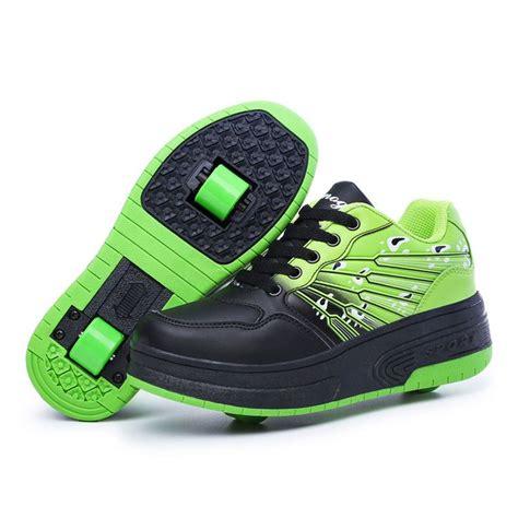 heelys roller skate shoes 2 wheel heelys for boy and