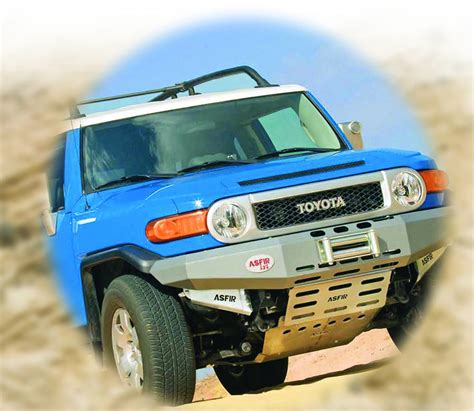 Toyota Offroad Toyota Fj Cruiser Road Vehicle Accessories By Asfir