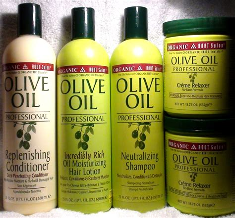 Shoo Olive Herbal hair and olive organic root salon 174 neutralizer