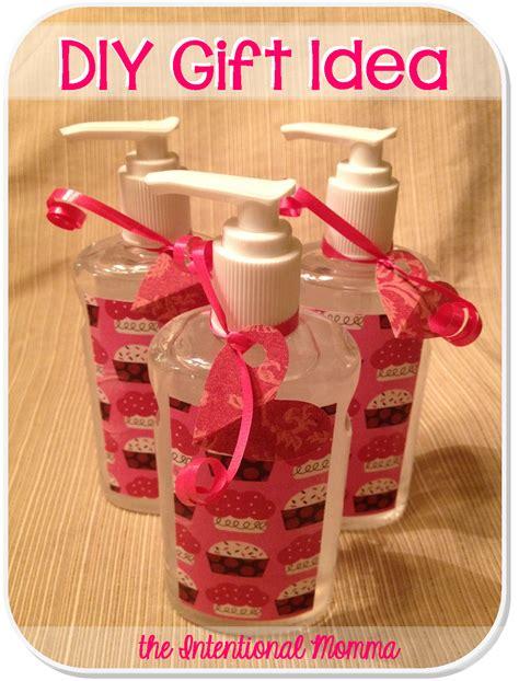 diy mod podge gifts diy gift idea sanitizer bottle scrapbook paper mod podge ribbon appreciation