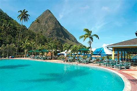 Jalousie Plantation St Lucia by Staycation 2012 Launched St Lucia Tourism Damajority