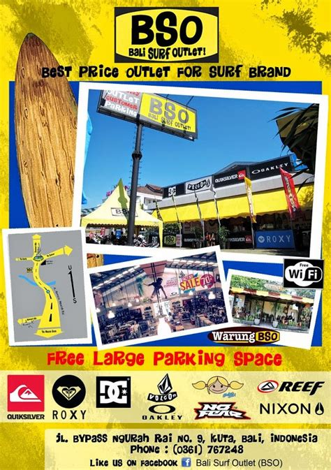 bso bali surf outlet bali surf travels