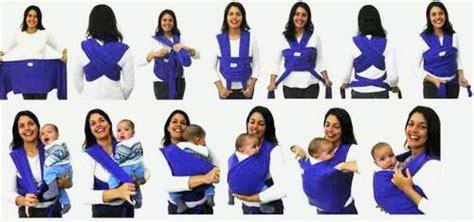 Gendongan Bayi Ibu Menyusui gendongan baby wrap aman bagi bayi pas untuk menyusui