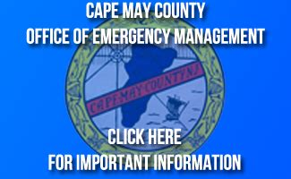 cape may county news new jersey local news njcom cape may county oem to brief local communities on storm