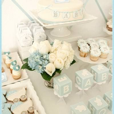 Blue For Boy Baby Shower by Baby Blue Baby Shower Boy Baby Shower Tip Junkie