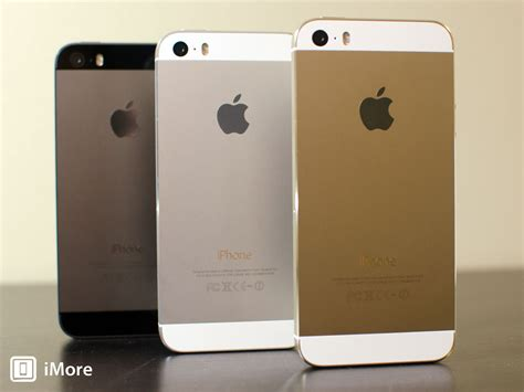 iphone 5s color iphone 5s photo comparison gold silver and space gray