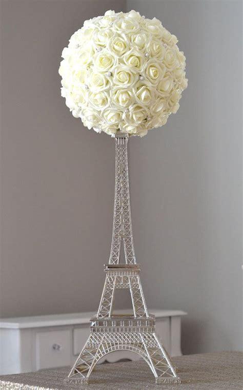 eiffel tower wedding table decorations eiffel tower centerpiece set parisians theme decor