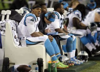 how much does cam newton bench daily snark daily snark