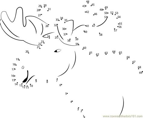 printable animal dot to dots moose dot to dot printable worksheet connect the dots
