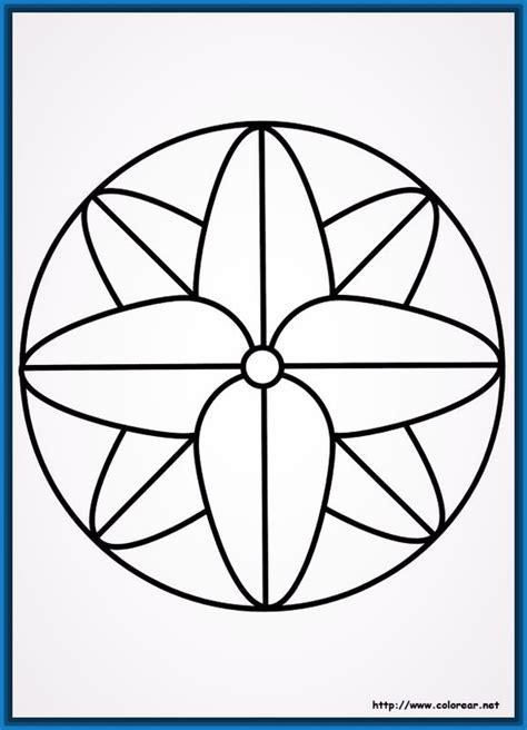 imagenes como hacer mandalas dibujos de mandalas faciles para hacer dibujos de mandalas