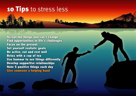 10 Tricks For Less by 10 Tips To Stress Less