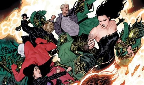 justice league dark has a new director justice league dark the answer to dc s movie problem