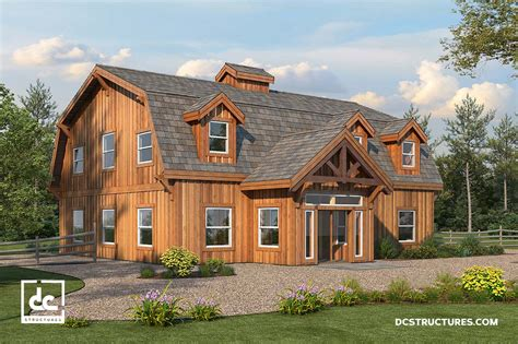 Barn Home barn home kits dc structures