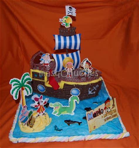 imagenes del barco de jey el pirata m 225 sqchuches tarta barco jake y los piratas de nunca jam 225 s