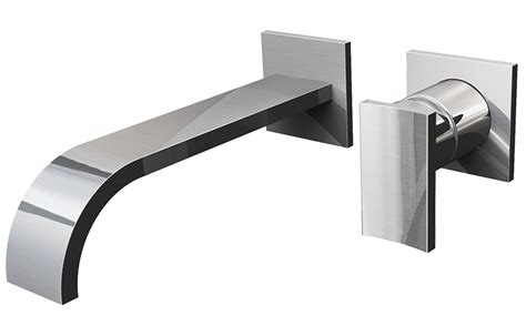 Graff Kitchen Faucet Sade Wall Mounted Lavatory Faucet Bathroom Graff