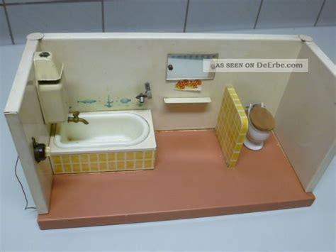 badezimmer 50er jahre puppenbad puppenstube badezimmer 50er jahre blech