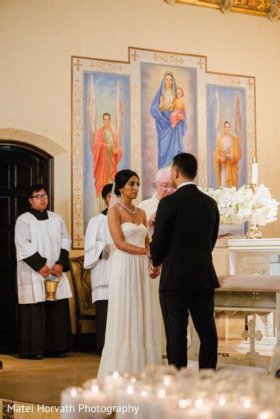 wedding ceremony in glendale ca ceremony in glendale ca hindu catholic wedding by matei horvath photography maharani weddings