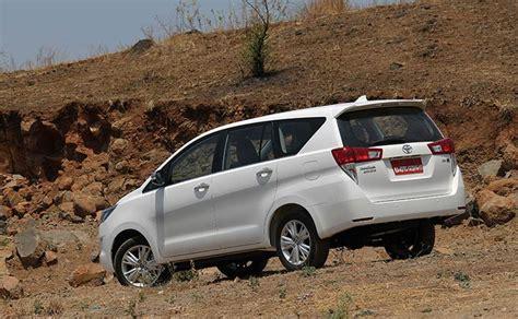 Toyota Innova Base Model Toyota Innova Crysta 2 4l Gx Mt 2017 Price In India Specs