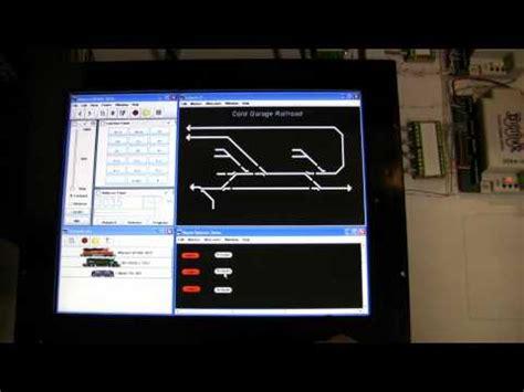 jmri layout editor tutorial jmri signalling 1 layout overview wmv doovi