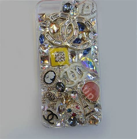 Bling Swarovski Ring Iphone 8 8 Plus buy wholesale swarovski cases bling chanel covers for iphone 8 plus white from