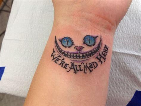 cheshire cat tattoo quotes cheshire cat tattoo ink pinterest