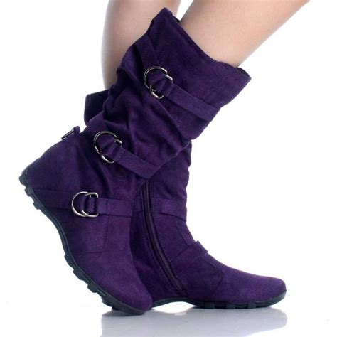 purple boots 17 best images about shoes shoes shoes on