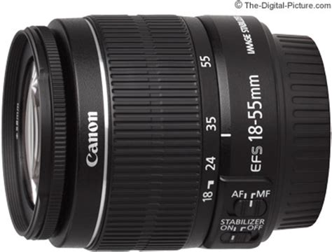 Lensa Canon Zoom Lens Ef S 18 55mm canon ef s 18 55mm f 3 5 5 6 is ii lens review