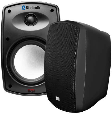 best patio speakers best outdoor bluetooth patio speakers home outdoor