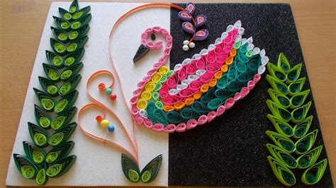 paper crafts for home decor diy home decor with paper quilling amazing diy room