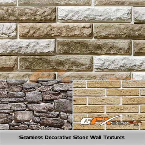 decorative stones for walls seamless decorative wall textures gfxdomain
