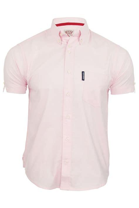 Button Collar Oxford Shirt mens lambretta oxford shirt button collar