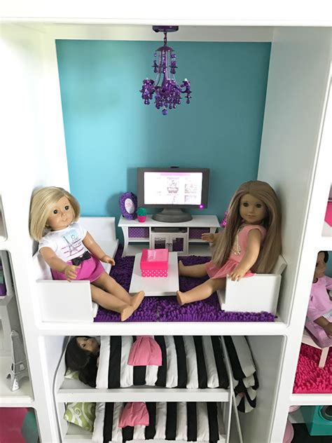 dolls house room ideas how to make a desk for your american girl doll diyda org diyda org