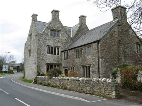 great houses file the great house llantwit major geograph org uk