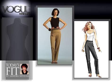 sandra jeans pattern review vogue patterns 2948 misses pants