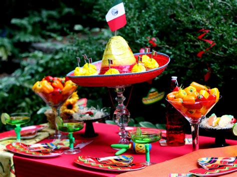 themed parties for summer sizzling themes for an outdoor summer party margarita
