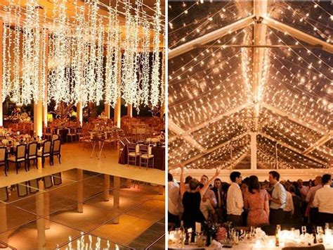 Ceiling Lights For Wedding Reception by Stunning Ideas For Wedding Ceiling Decorations
