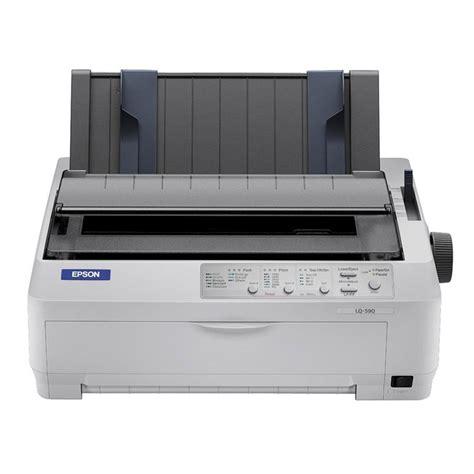 Printer Epson Lq 590 epson lq 590 a4 mono dot matrix printer c11c558022a1