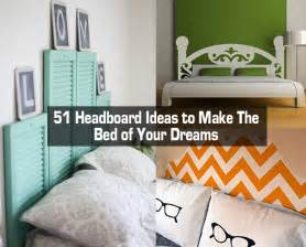 50 plus diy headboards that are dreamy diy for life