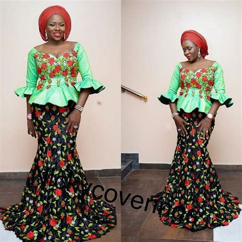 wedding digest ankara weekend special with a twist show stopping ankara styles